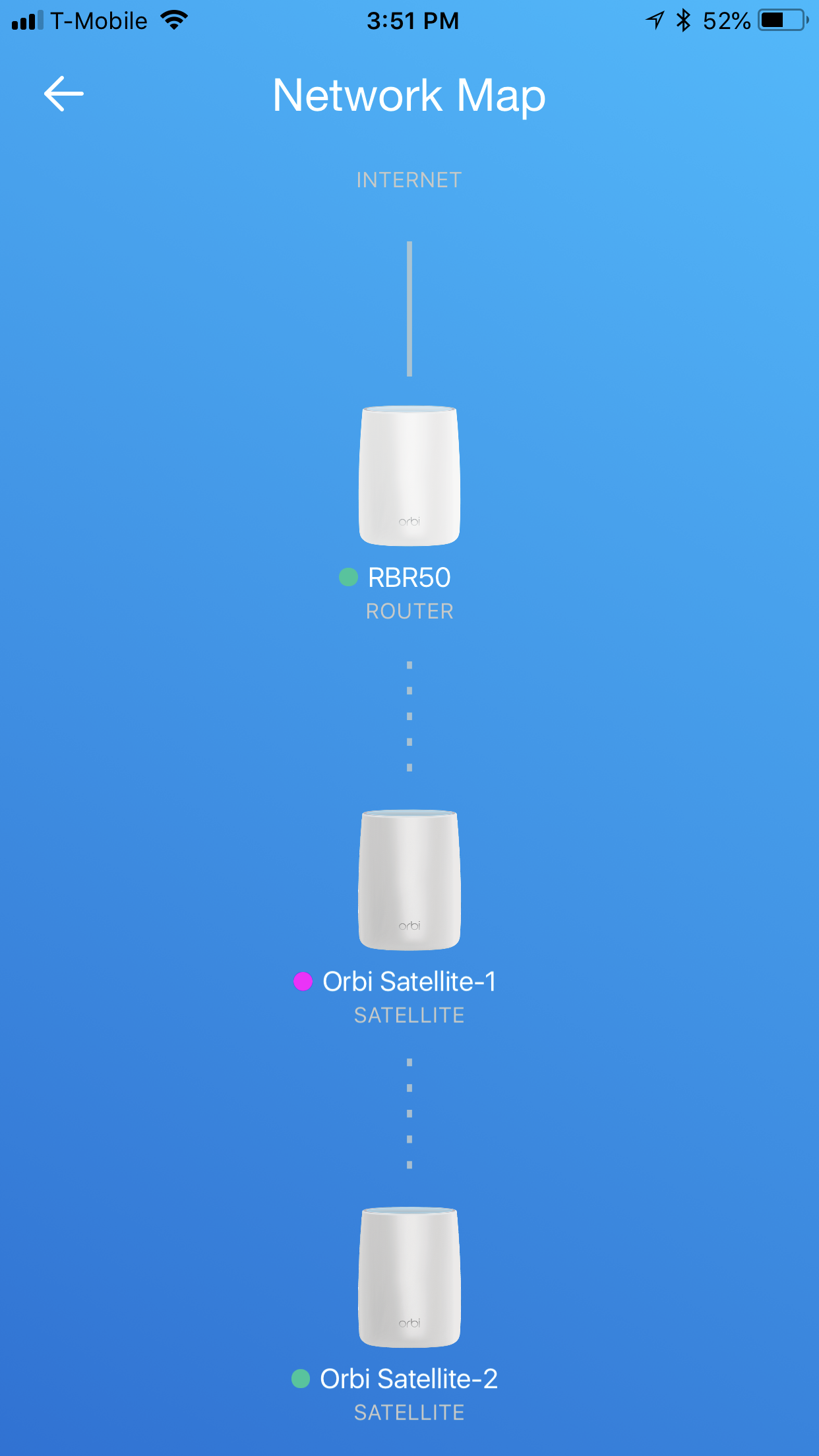 Re: Orbi satellite dropping connection - Page 20 - NETGEAR Communities