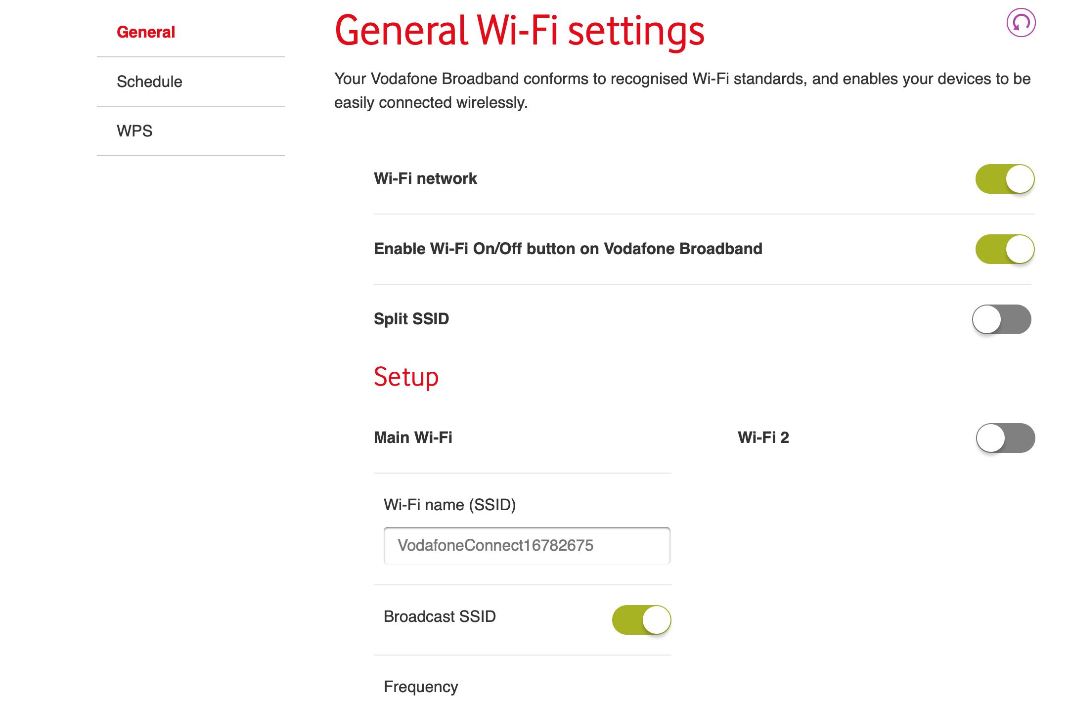 Orbi RBK50 (AC3000) connection to vodafone router - NETGEAR Communities