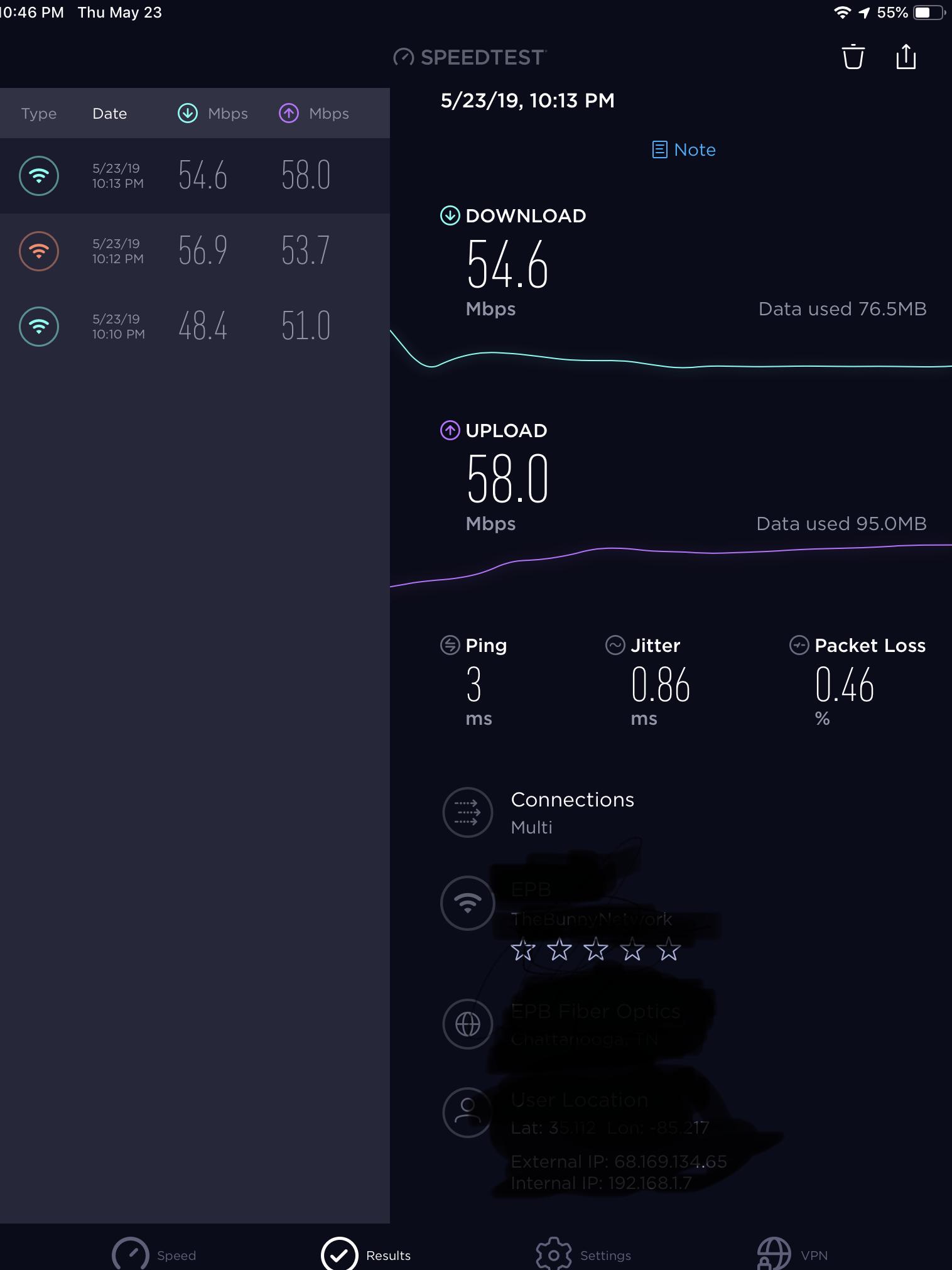 Solved: Re: Nighthawk App vs Ookla App speed differences - NETGEAR