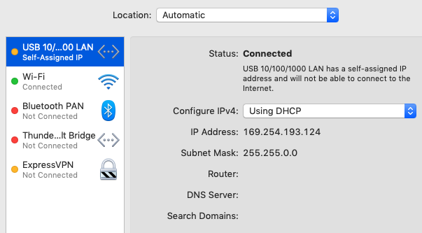 Solved: No Internet on LAN Ports WiFi fully connectivity
