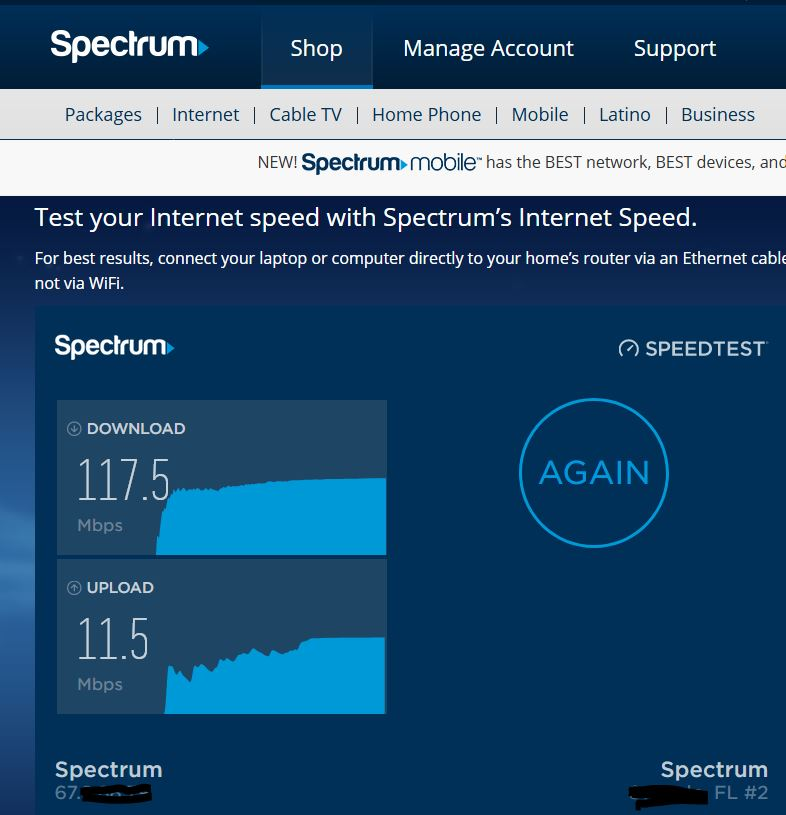 Question for R7000 users on Spectrum Internet - NETGEAR Communities