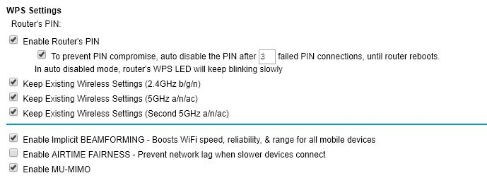 Help, 5Ghz Band 2 iperf3 tests slower than Band 1     - NETGEAR