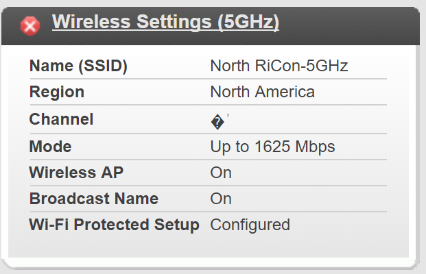 5Ghz Not Visible - NETGEAR Communities