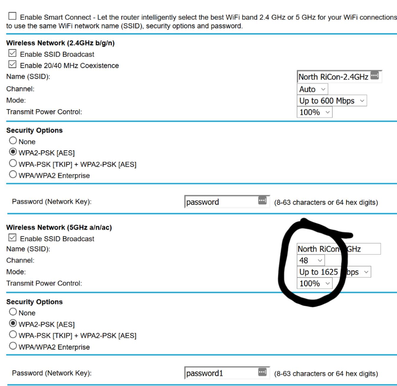 5Ghz Not Visible - NETGEAR Communities