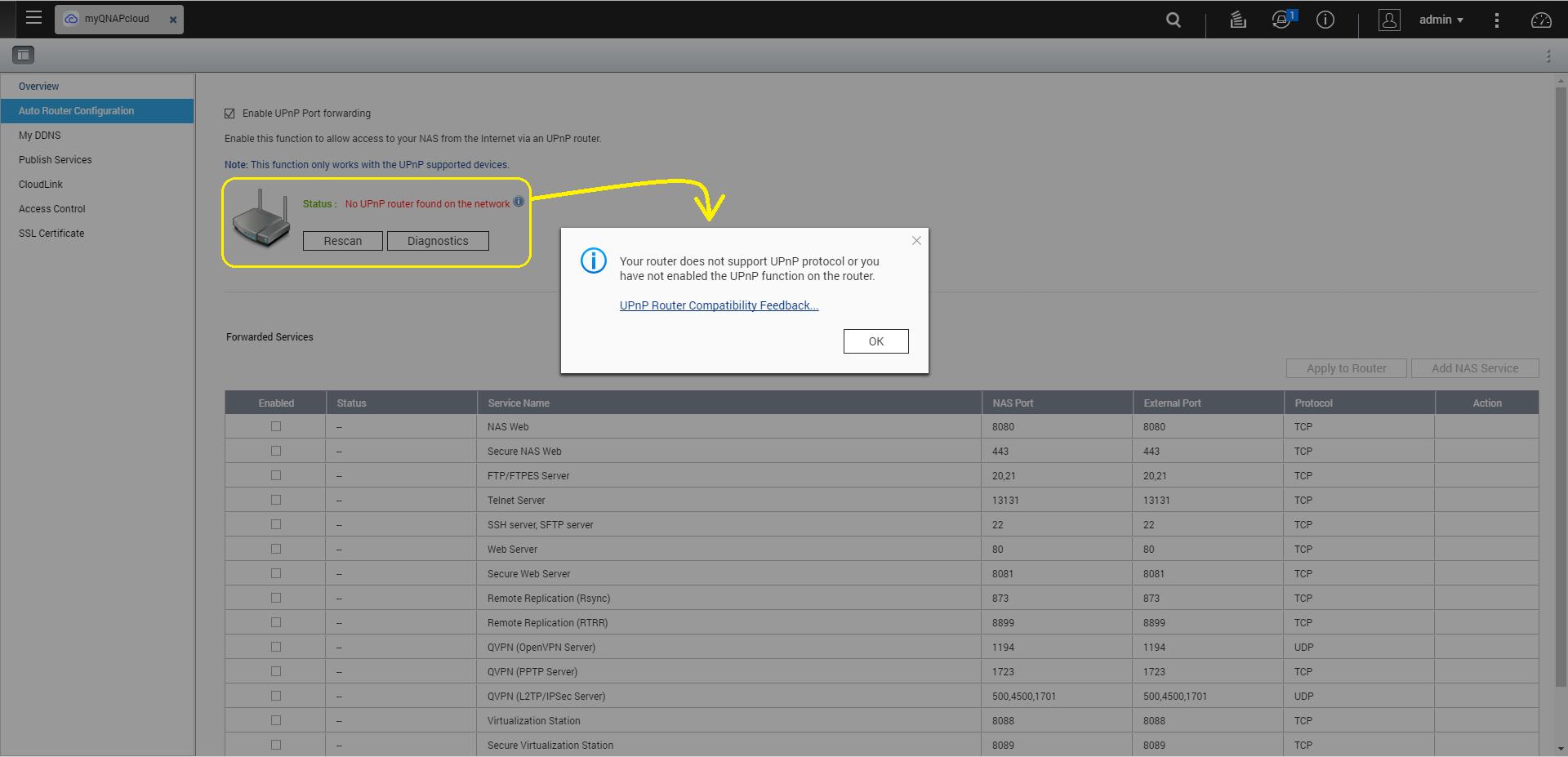 Solved: UPnP not working properly in Firmware V1 0 2 116 - NETGEAR