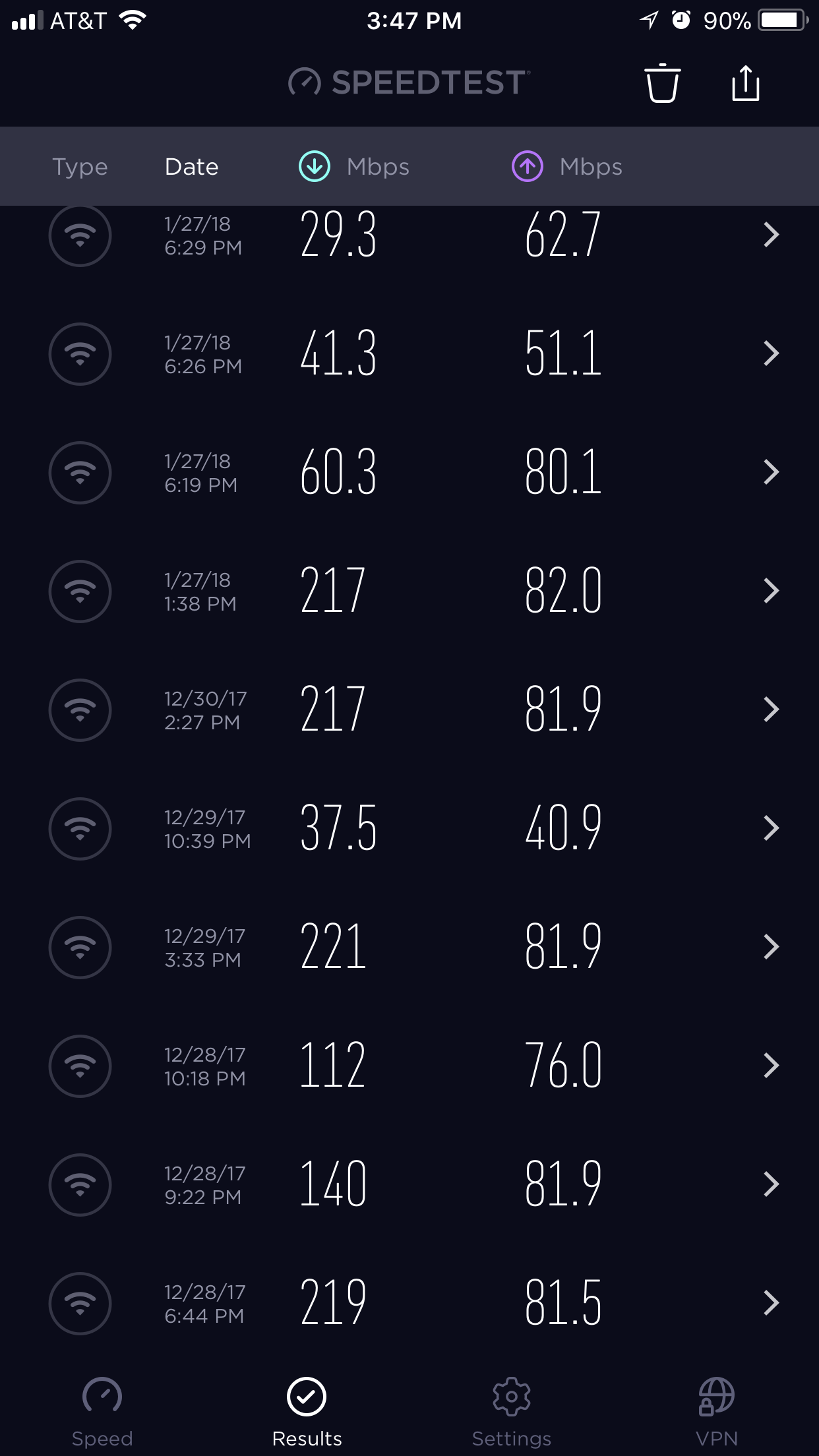 Re: Slow WiFi at different times - NETGEAR Communities