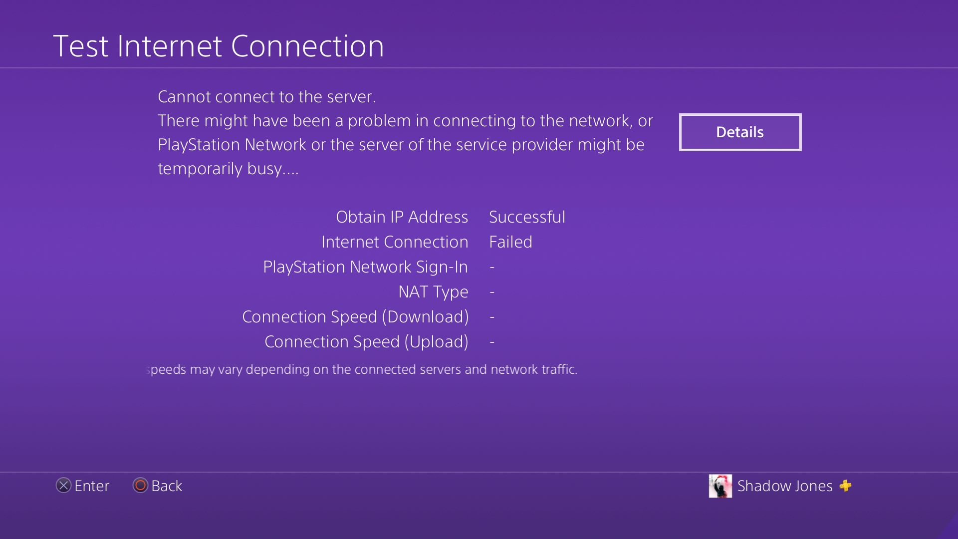 Cannot connect AC1900 to ps4 (wired) - NETGEAR Communities