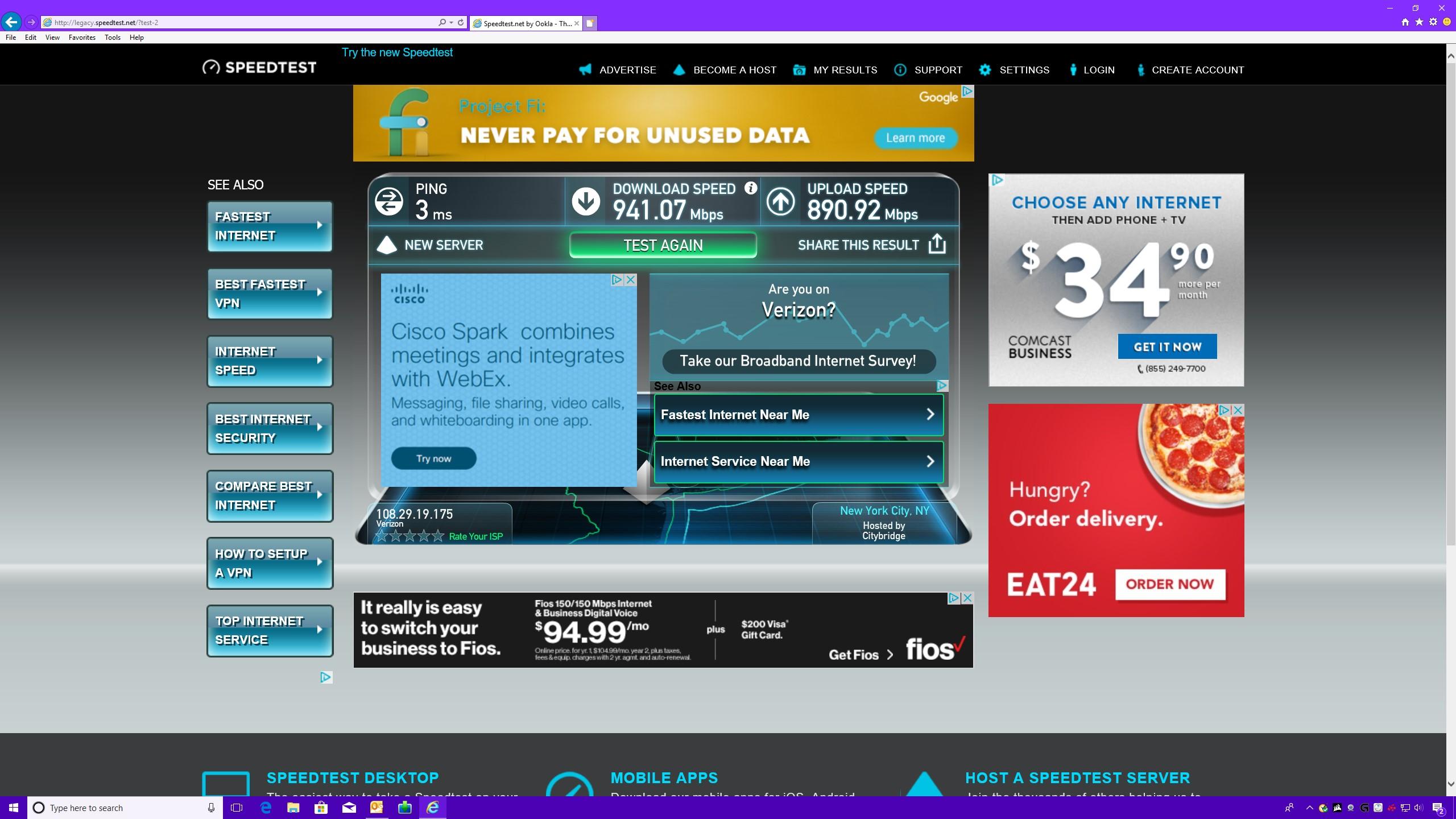 LogoutNighthawk X10 R9000 not getting full speeds ... - NETGEAR ...