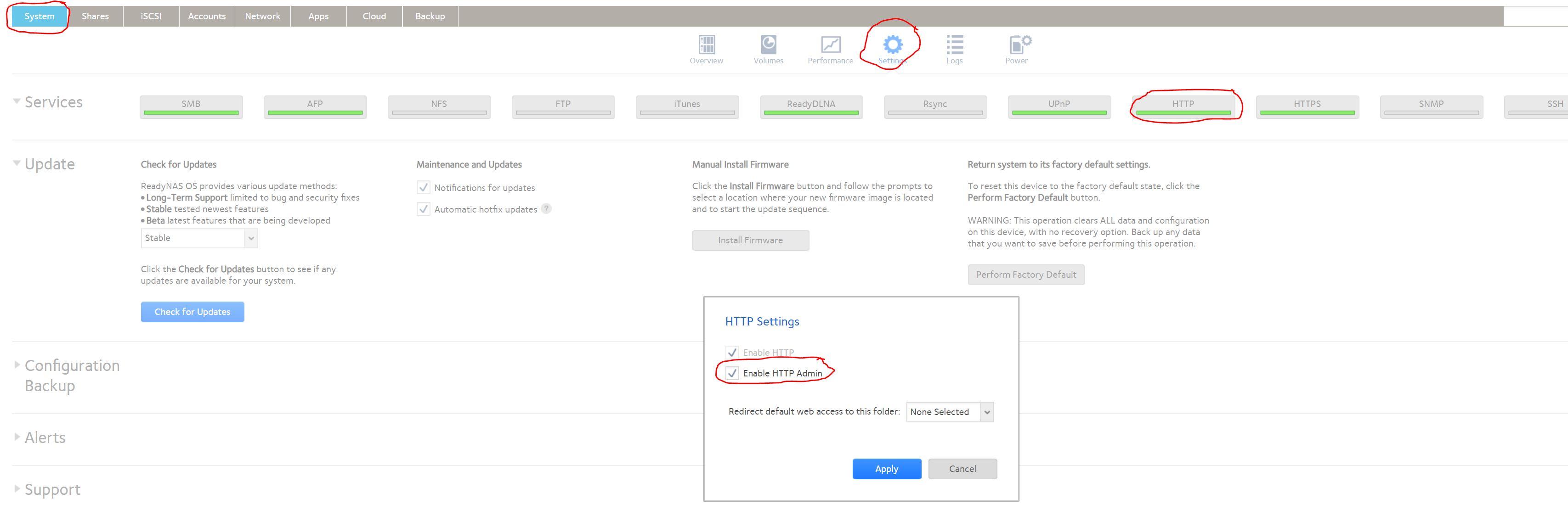 SSL Bad Certificate Format error blocking manageme    - NETGEAR