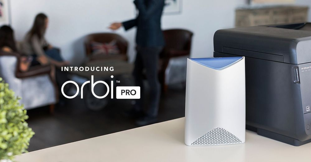 Insight Management Coming Feb 2018 to Orbi Pro Tri-Band WiFi Platform
