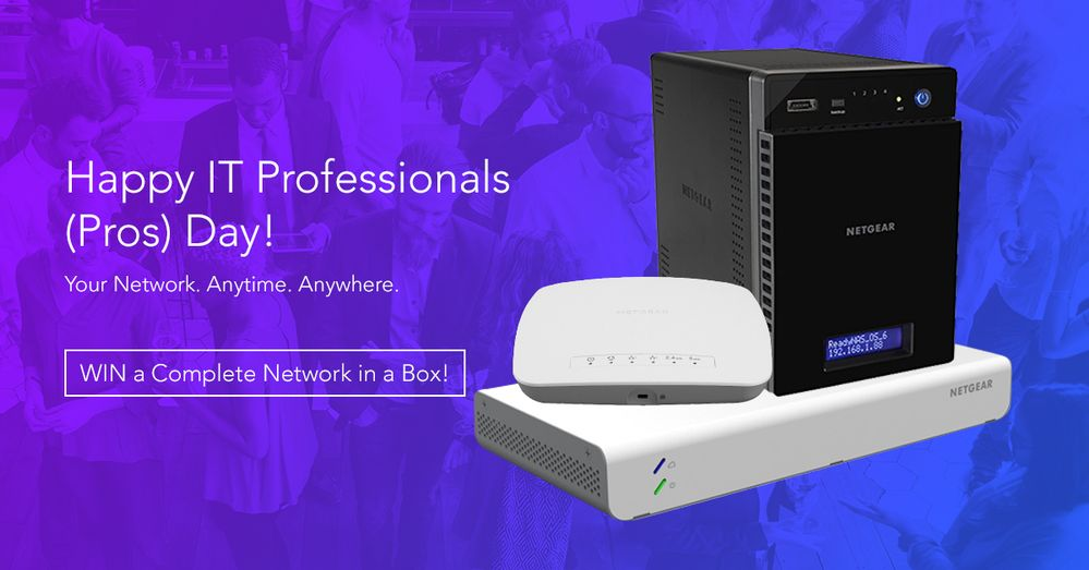NETGEAR Insight Management app Hardware Bundle