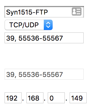 FTP Synology connection issues with R7500v2 - NETGEAR