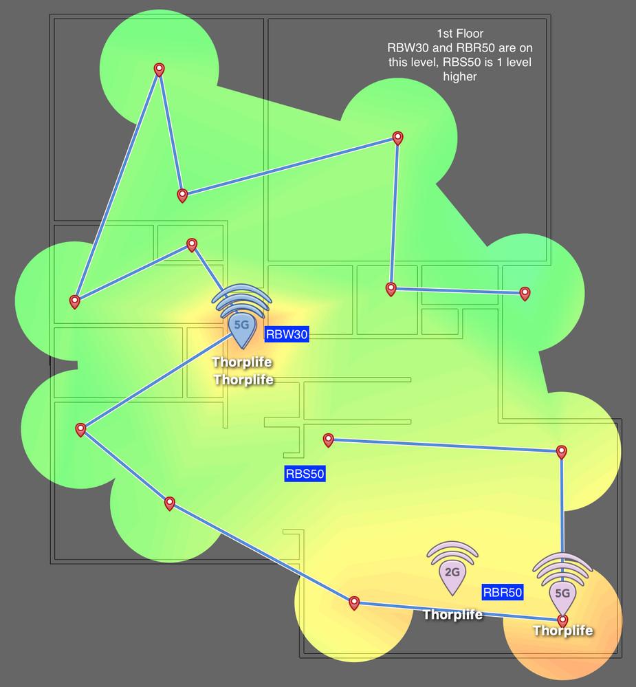 Floor 1 Map