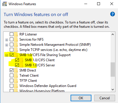 Windows Features SMB 1.0 CIFS.PNG