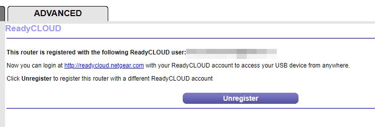 ReadyCloud - Unregister.PNG