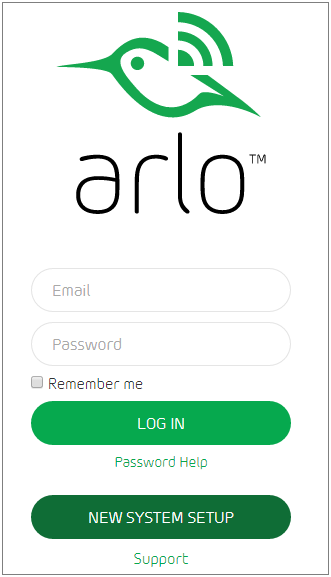 Arlo log in.png