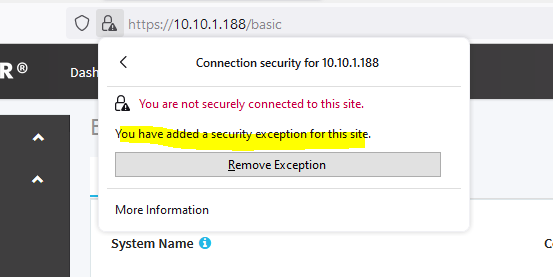 Firefox security exception added.PNG