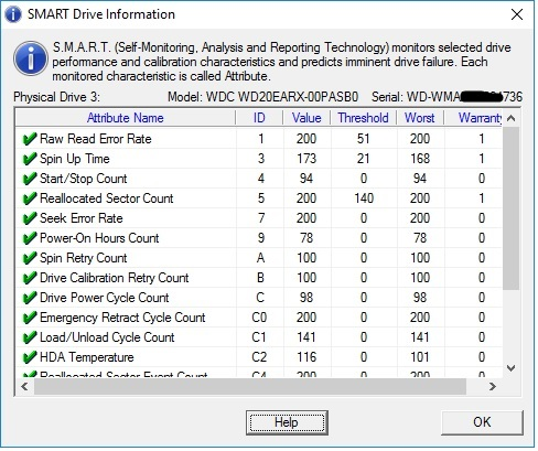 Disk Test Failure - NETGEAR Communities
