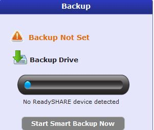 Solved: ReadyShare Vault: No readyshare device detected