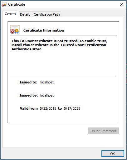 Solved: Installing third party SSL certificate? - NETGEAR Communities