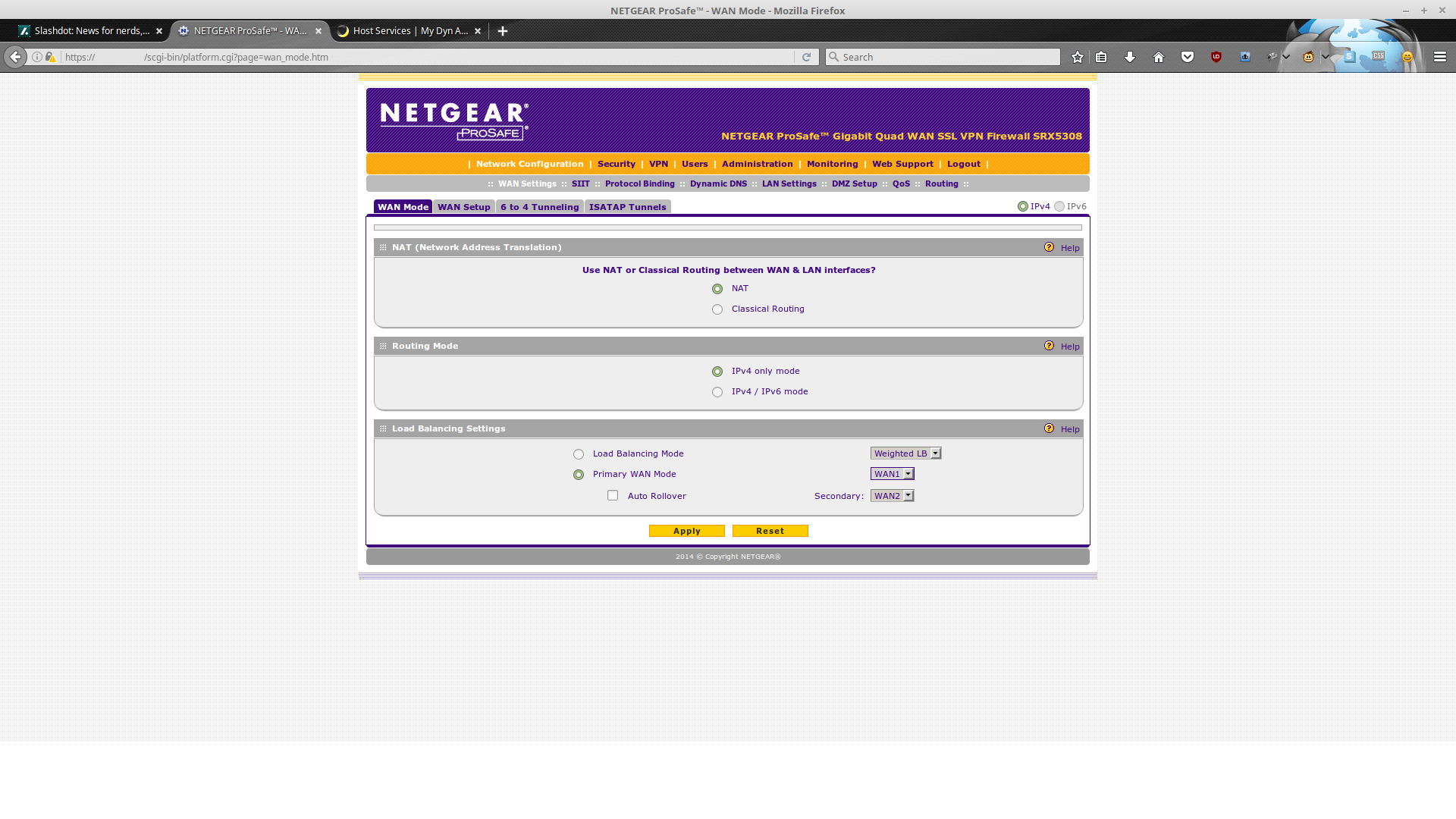 Solved getting srx5308 vpn ipsec to work with android wh netgear wan mode pageg xflitez Image collections