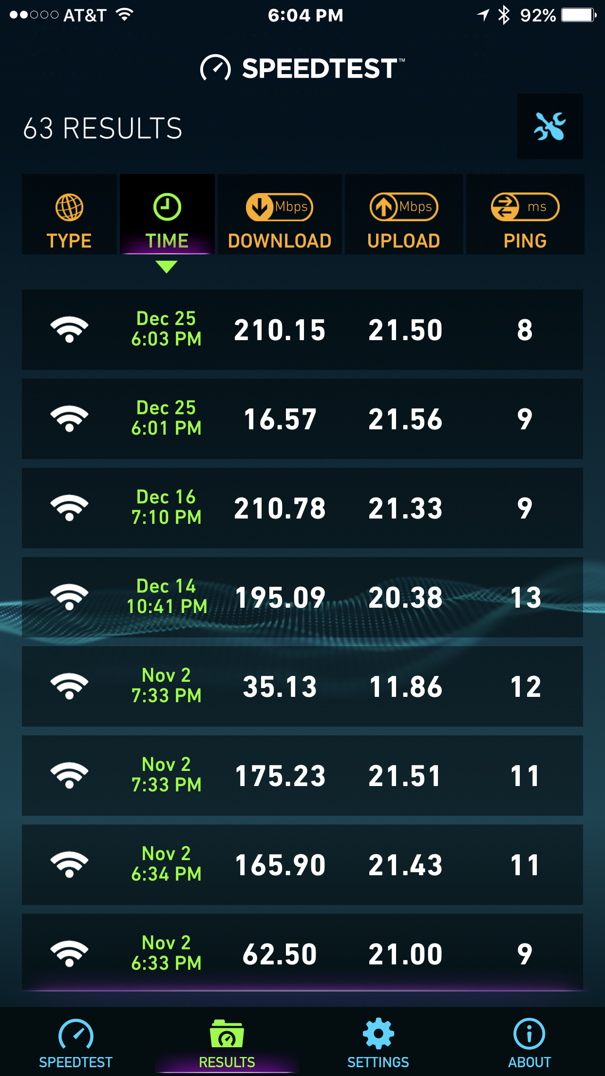 Orbi Wired Speeds Unacceptably Slow - Wifi Not Imp