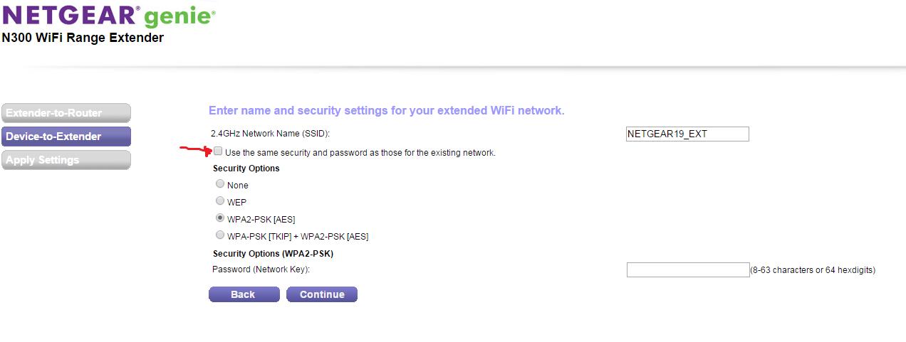 Solved: not accepting password - NETGEAR Communities