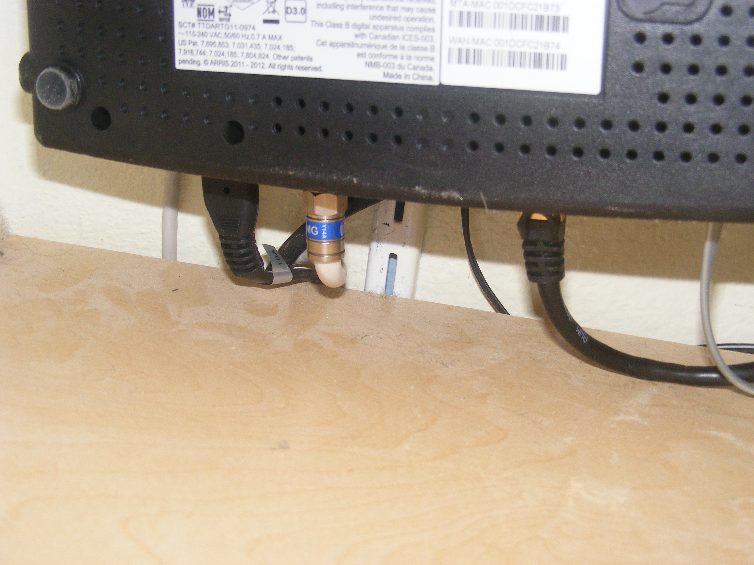 Solved Routerloginnet Keeps Saying I Must Be Connected Page Verizon Router Ethernet Wall Jack Wiring 2 Netgear Communities
