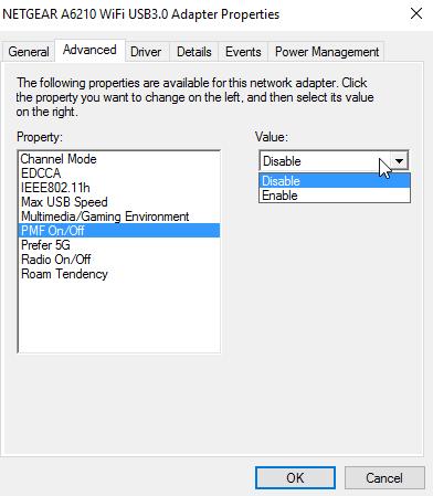 New 1 0 0 36 A6210 driver! - NETGEAR Communities
