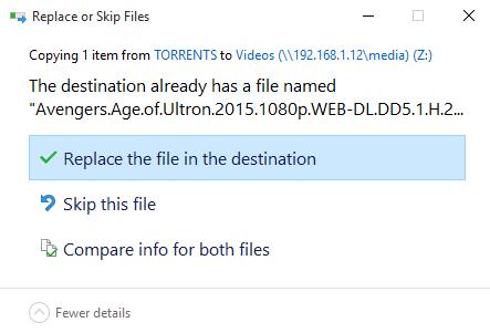 Error : Duplicate file already exists ReadyNAS 102 - NETGEAR Communities