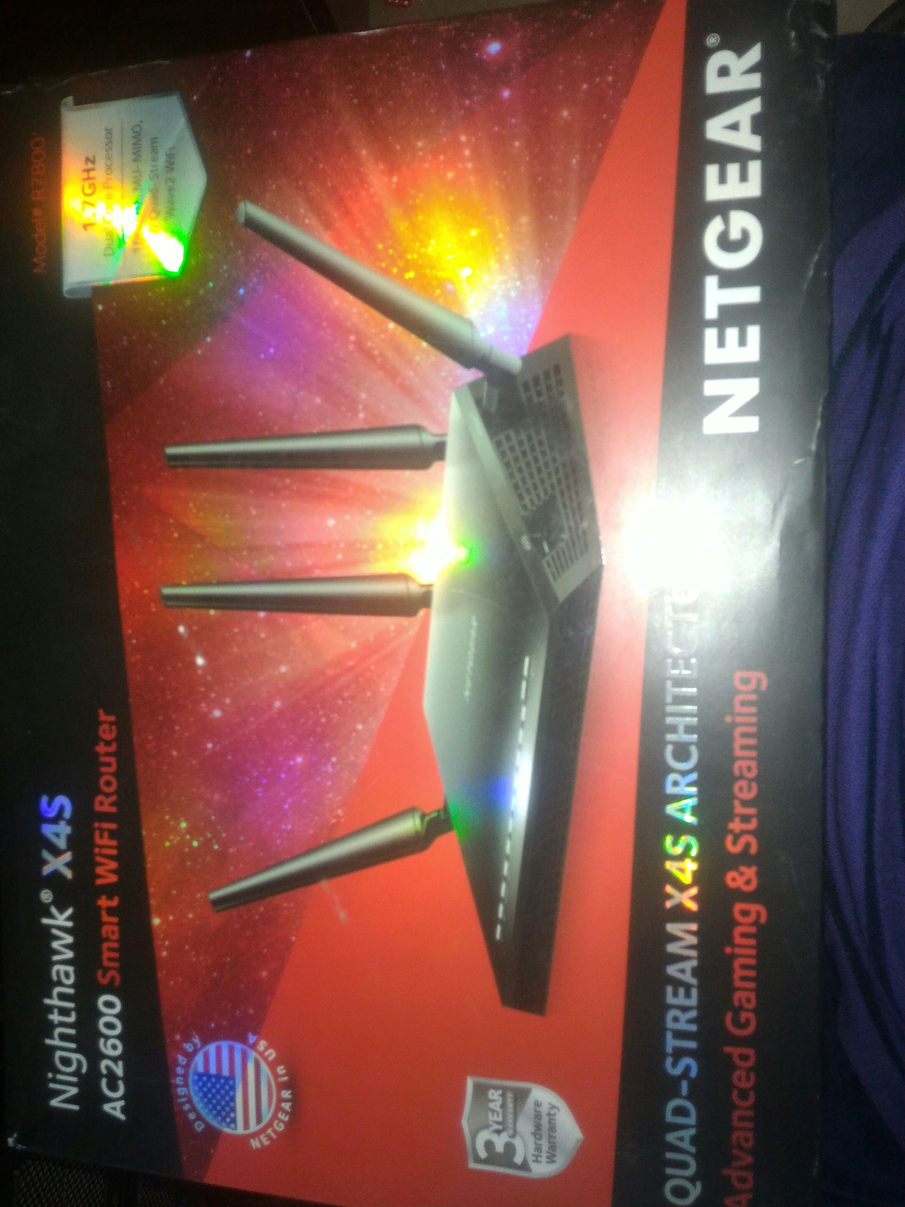 R7800 DDWRT to Stock Firmware - NETGEAR Communities