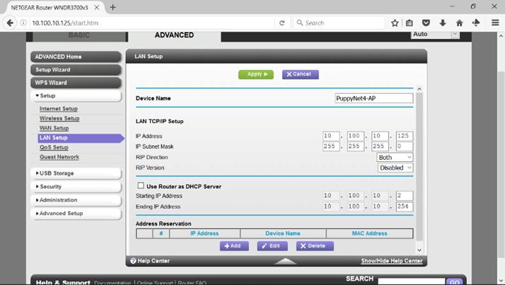 Solved: WNDR3700 as wireless access point? - NETGEAR Communities