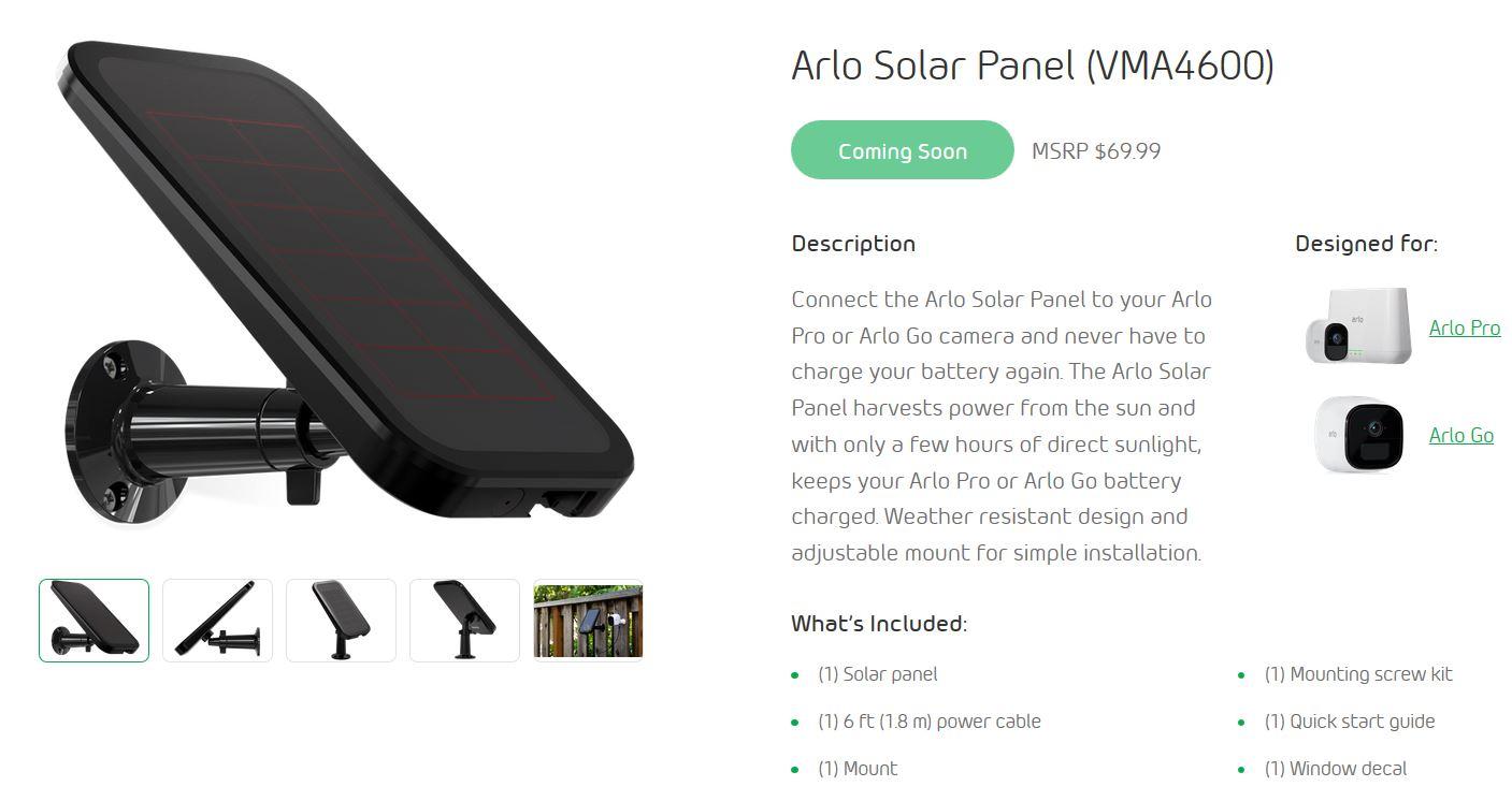 Solved Solar Panel Charging Netgear Communities