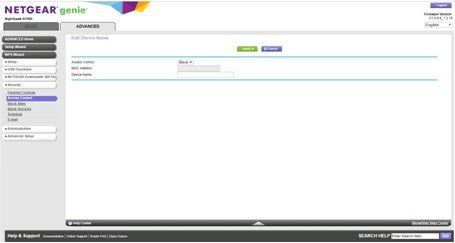 Edit Device Name is Blank R7000 NIghthawk - NETGEAR Communities