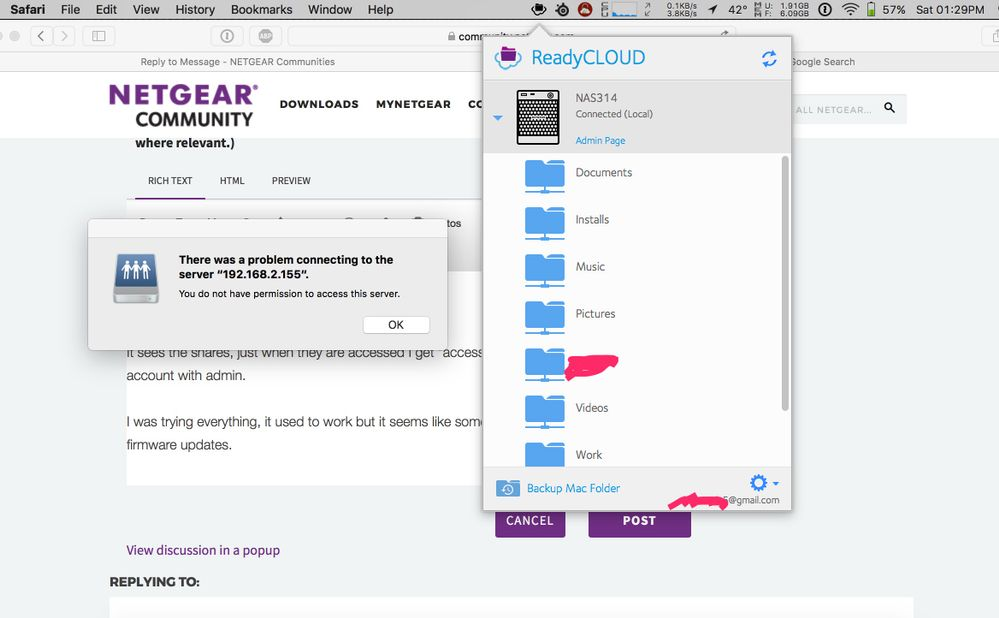 Access Denied Website Mac