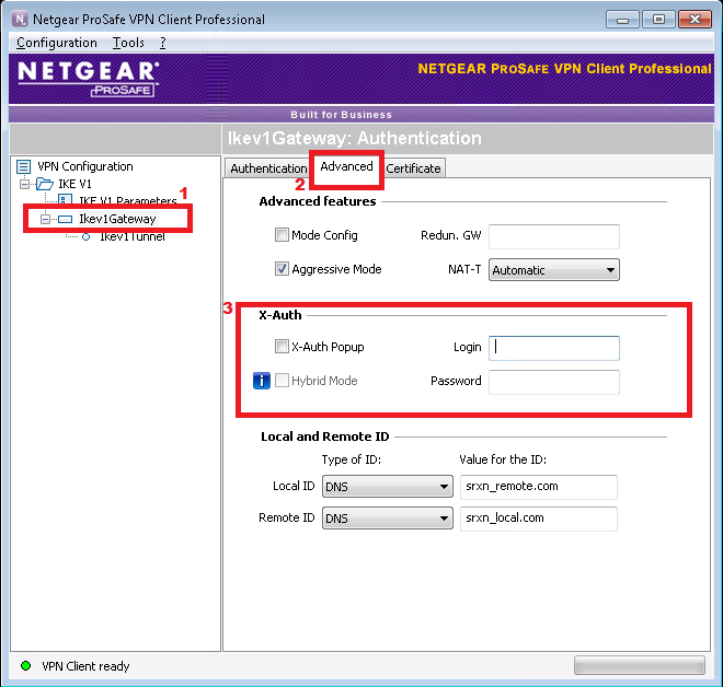 Solved: How do I allow multiple users to VPN in at once? - NETGEAR