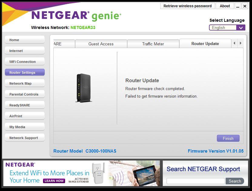 C3700 Firmware Update - NETGEAR Communities