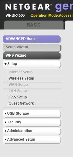 how to change name on netgear wireless router