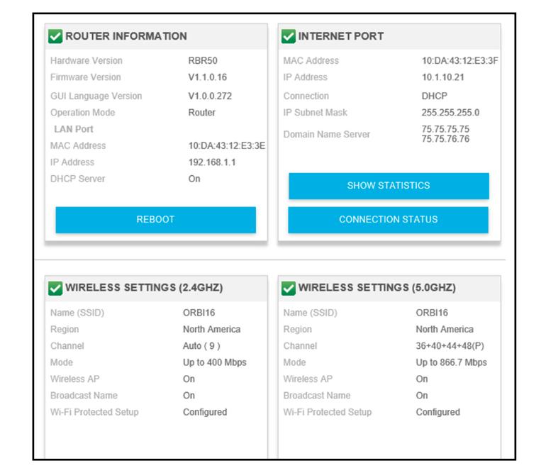 Solved: Port forwarding problem RBR50 - NETGEAR Communities