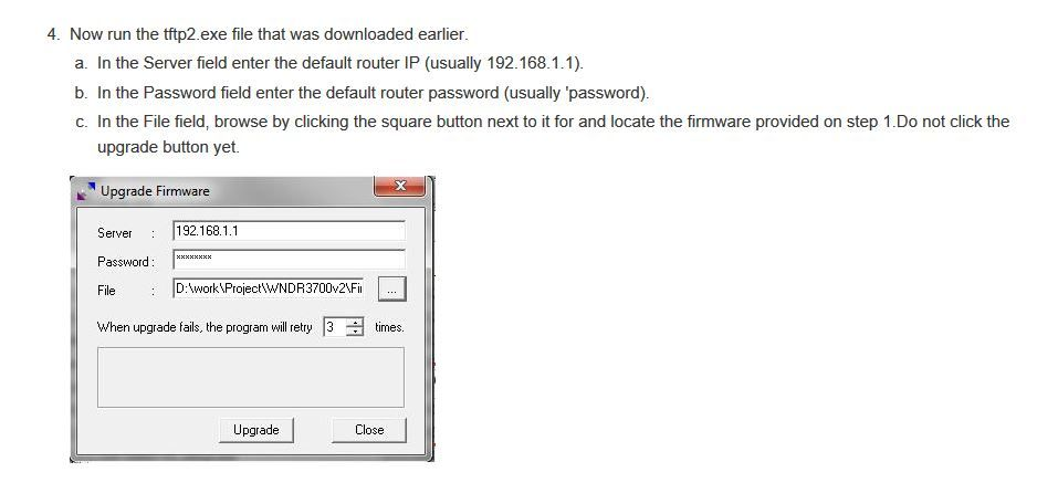 Re: Cant log in after Firmware update R6220 - NETGEAR