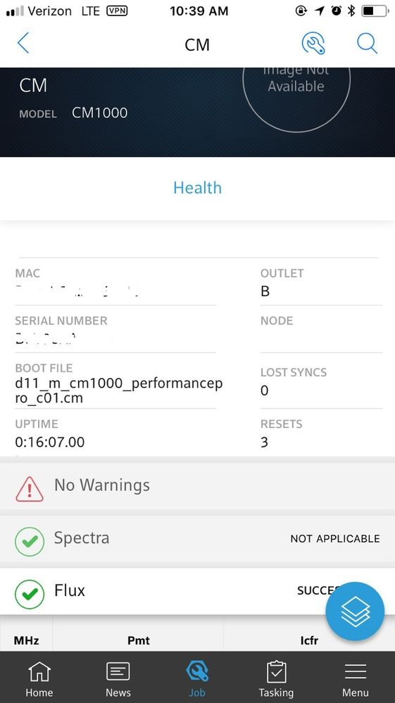 Solved: Comcast/Xfinity Says Hardware problem with CM1000