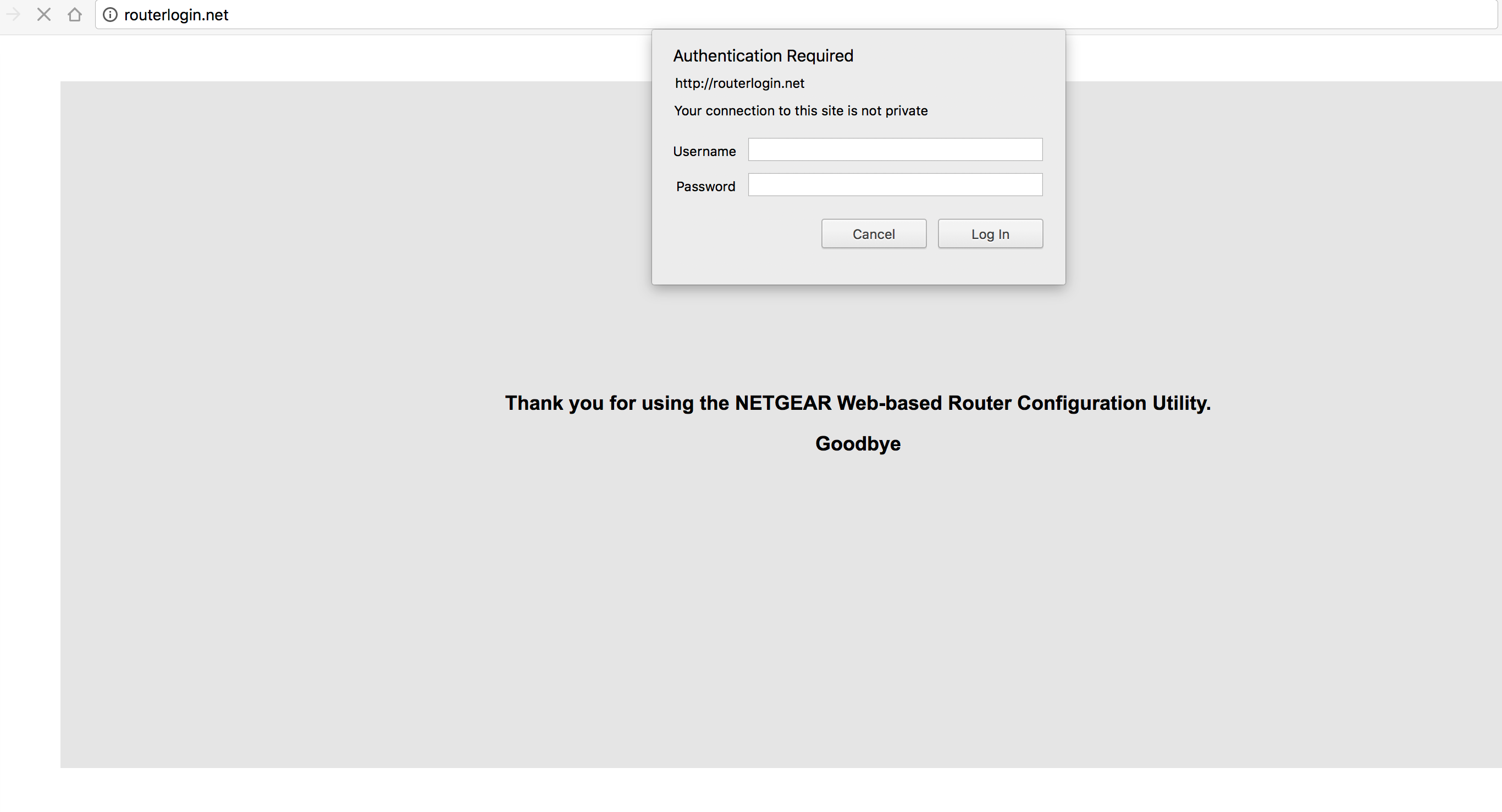 Account security concerns on NETGEAR GENIE - NETGEAR Communities