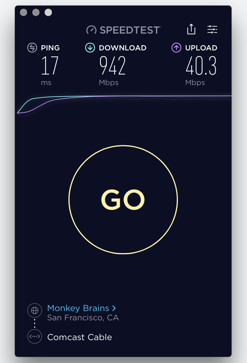 Not getting correct speed with Comcast - NETGEAR Communities