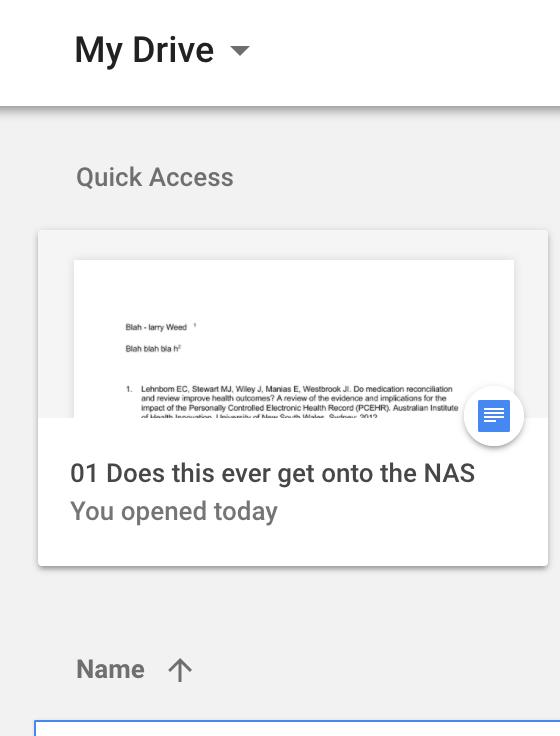 ReadyNAS 6 7 1 and Google Drive Cloud Sync - NETGEAR Communities