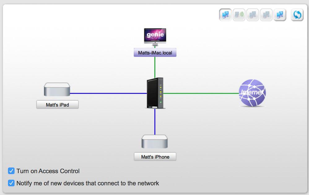 how to change ip address netgear genie