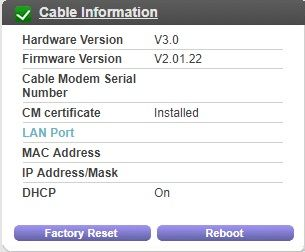 How to update your C6300 AC 1750 Firmware - NETGEAR Communities