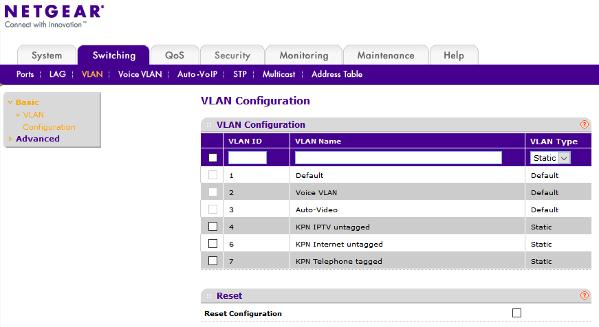 VLAN forwarding / Passthrough ISP (KPN Dutch provi    - NETGEAR
