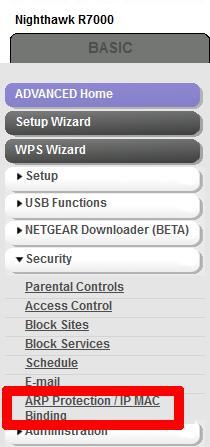 Enabling telnet on R7000 - NETGEAR Communities
