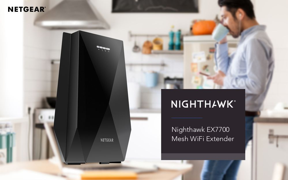 Create a WiFi Mesh System with the NEW Nighthawk E