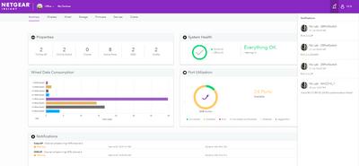 NETGEAR Insight dashboard.PNG